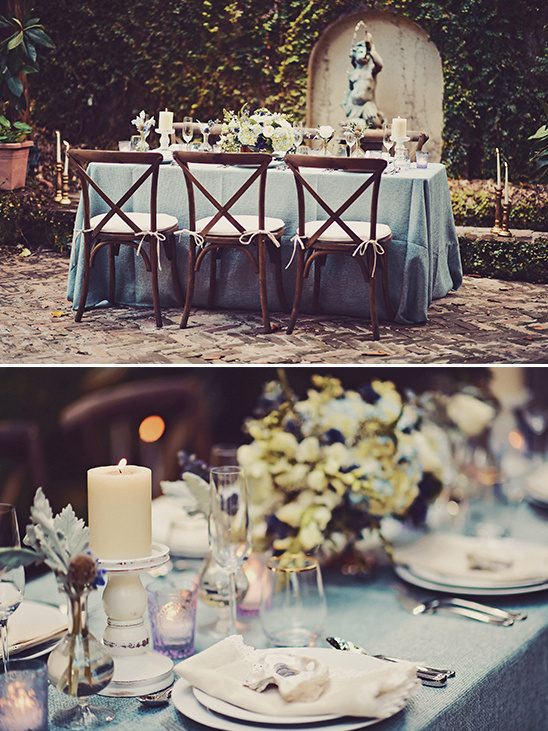 reception tables @weddingchicks