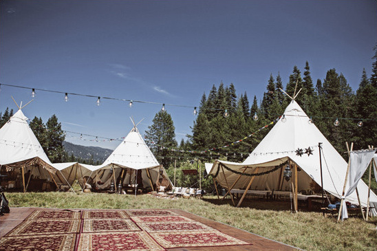 wedding tents @weddingchicks