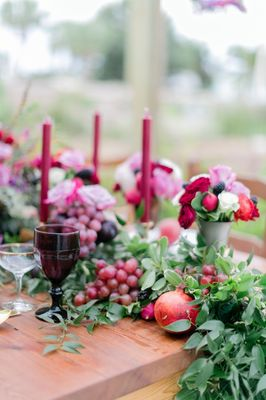Fall Urban Farm Bridal Shower