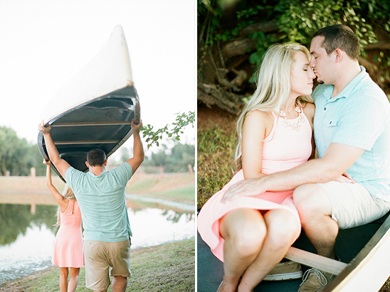 Romantic Country Engagement @weddingchicks