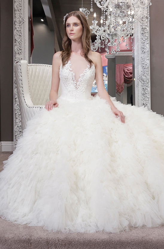 Winnie Chlomin Bridal Collection @weddingchicks