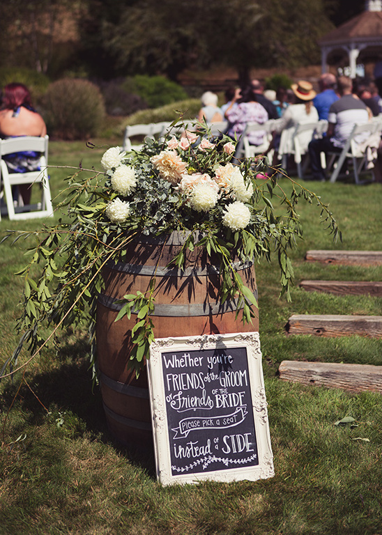 wedding sign ideas @weddinghicks