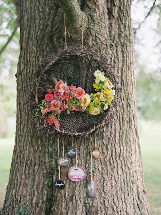 wedding dreamcatcher @weddingchicks