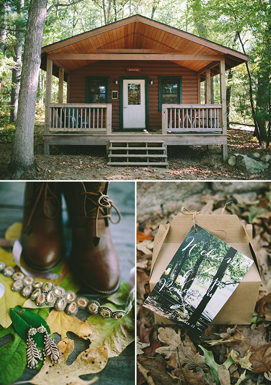 rustic wedding details @weddingchicks