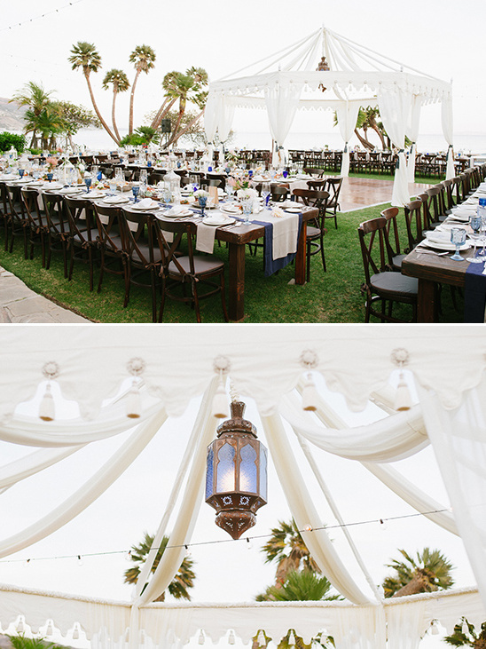 reception tent details @weddingchicks