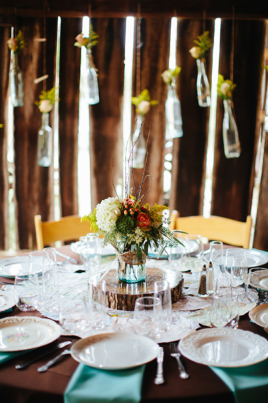 Traditional German Wedding Gifts: Rustic Fall Farm Wedding
