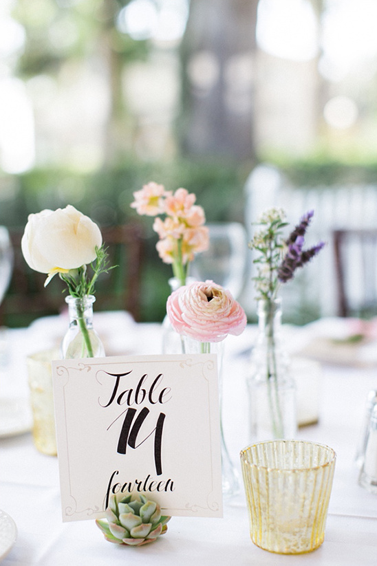 table numbers @weddingchicks