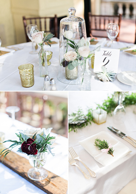 table centerpieces @weddingchicks