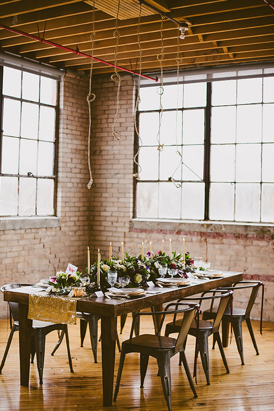 rustic wedding reception ideas @weddingchicks