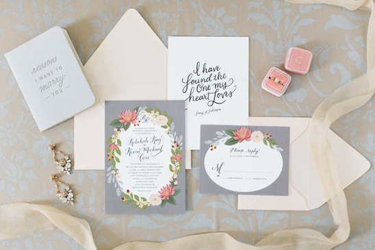 wedding stationery @weddingchicks