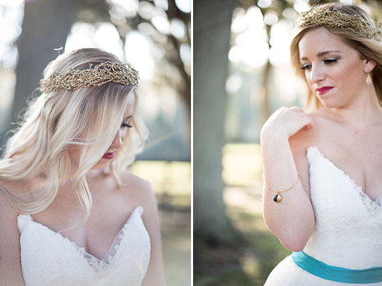 bridal jewelry details @weddingchicks