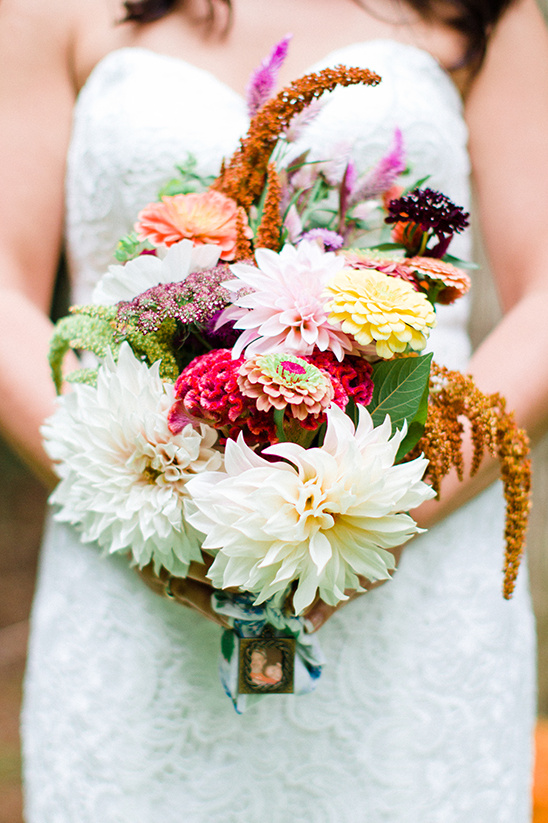 wedding bouquet details @weddingchicks