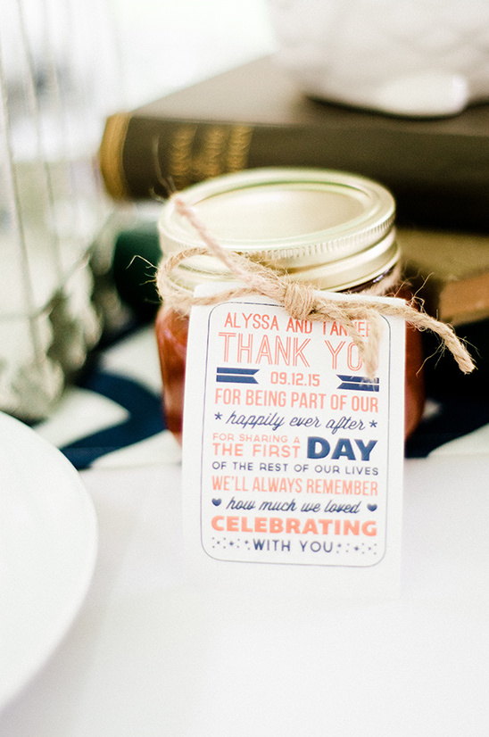 jar wedding favors @weddingchicks