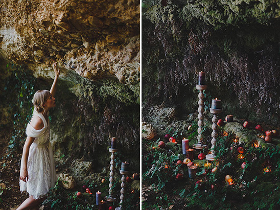 boho rustic wedding decor @weddingchicks