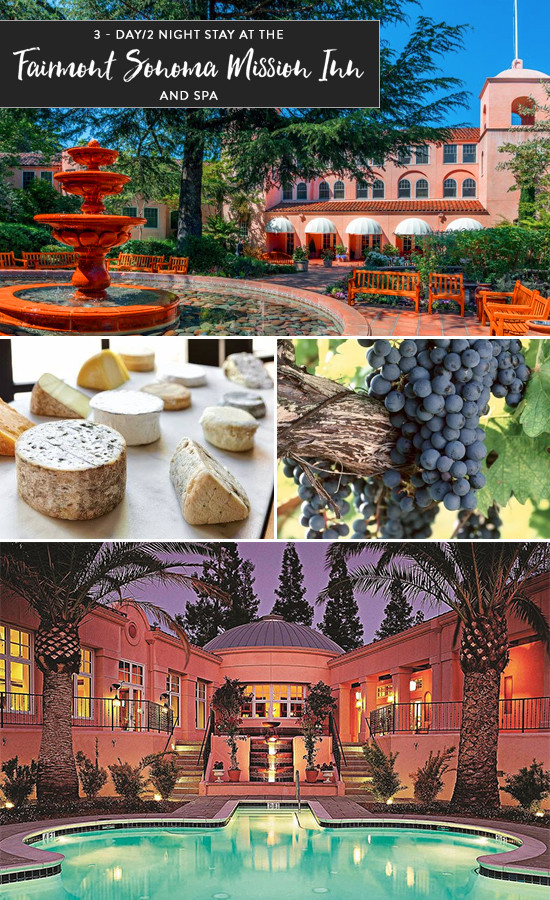 Fairmont Sonoma Mission Inn & Spa @weddingchicks