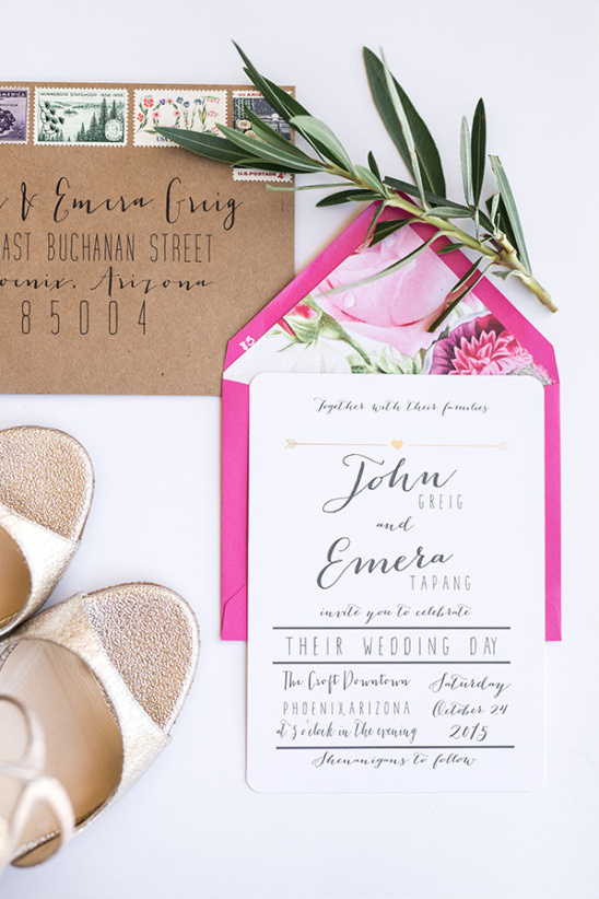 wedding invitations @weddingchicks