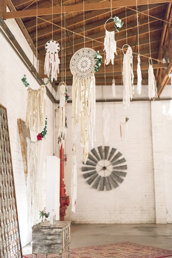 wedding dream catchers @weddingchicks