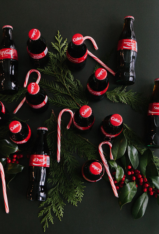 share a coke this winter @weddingchicks