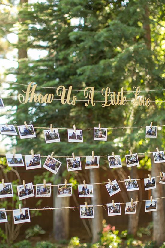 guestbook ideas @weddingchicks