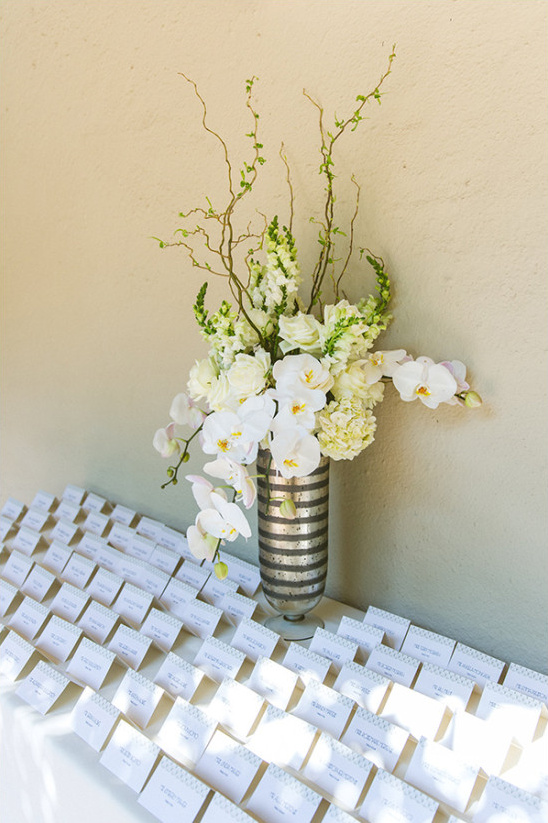 place card table @weddingchicks