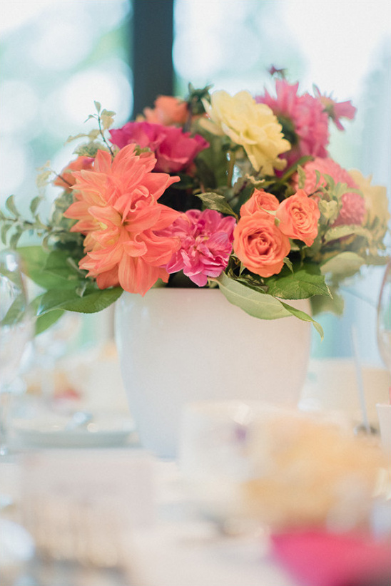 centerpiece @weddingchicks