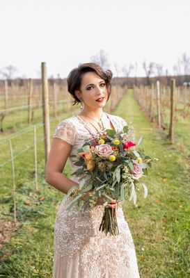 Style And Glam Wedding Ideas
