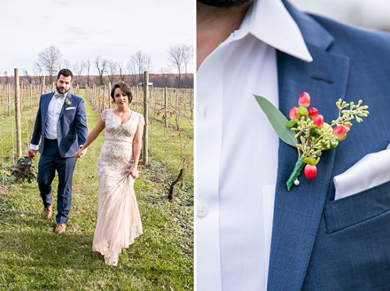 stylish wedding attire @weddingchicks