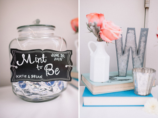 wedding mints @weddingchicks