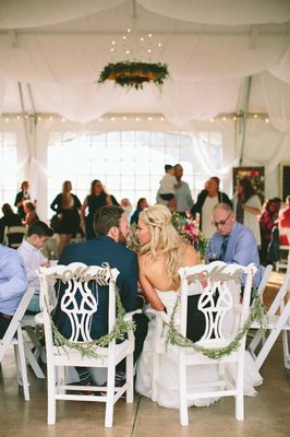 Pretty Pink Ranch Wedding