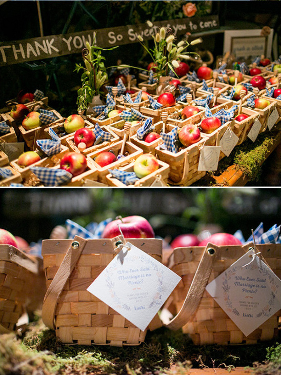 wedding favors @weddingcihcks