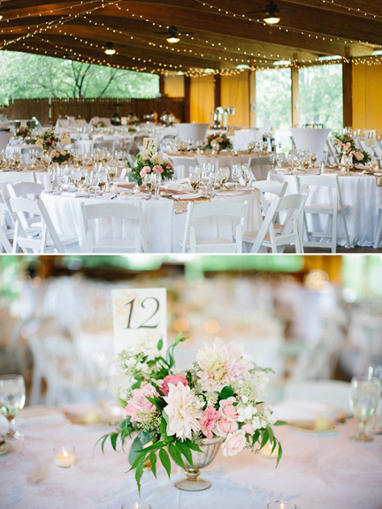 wedding reception decor @weddingchicks