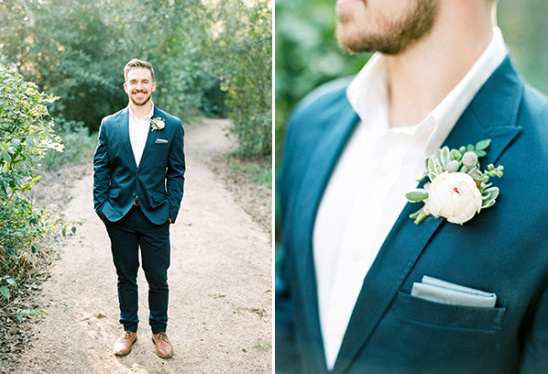 classic navy groomsmen @weddingchicks