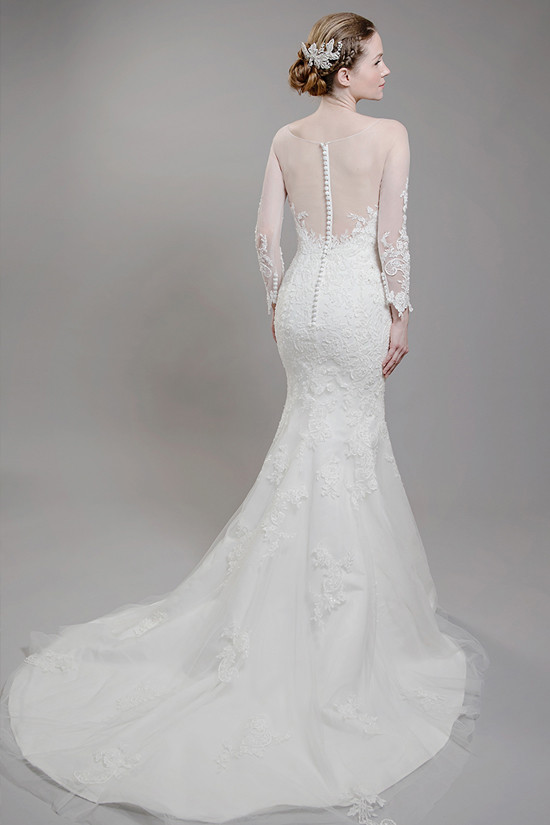 Fairy Tale Wedding Dresses From Franssical