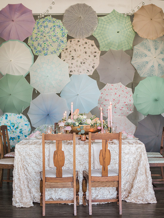 rainy day wedding ideas @weddingchicks