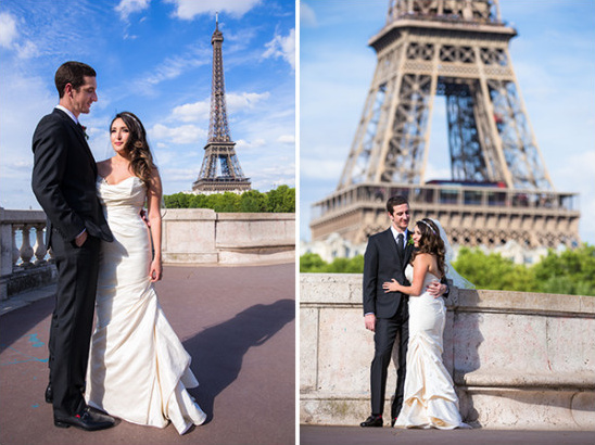wedding in paris @weddingchicks