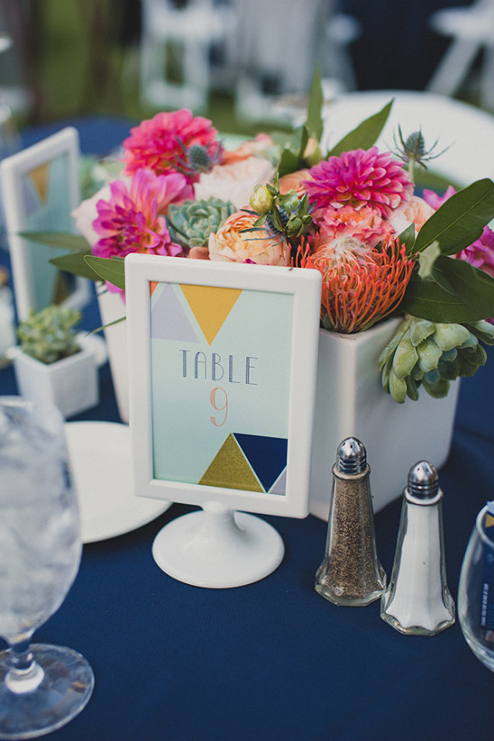 table number @weddingchicks
