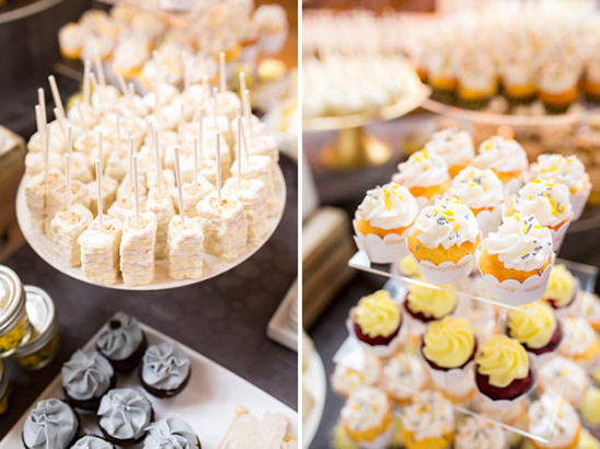 sweet treats @weddingchicks