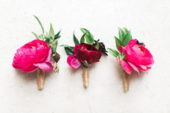 grooms boutonnieres @weddingchicks
