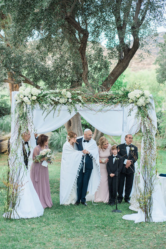 wedding chuppah @weddingchicks