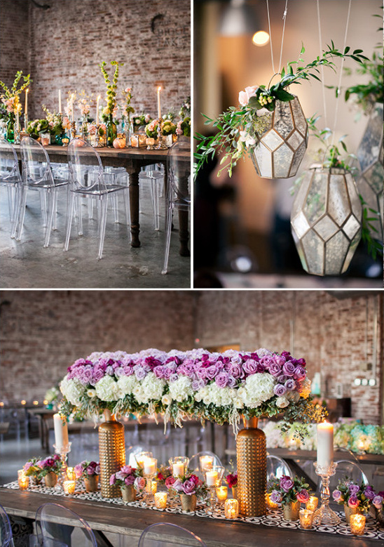 centerpiece ideas @weddingchicks