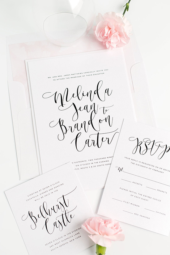 shine wedding invitations With shine wedding invitations etsy
