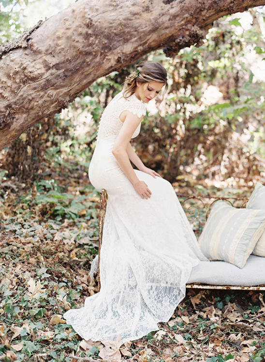 4 beautiful boho bridal styles @weddingchicks