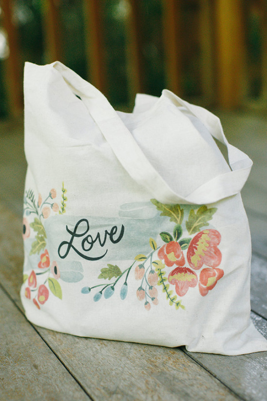 wedding chicks tote @weddingchicks