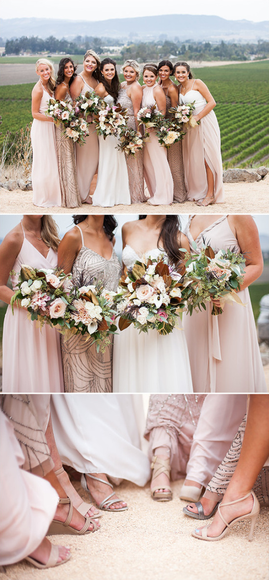 bridesmaids @weddingchicks