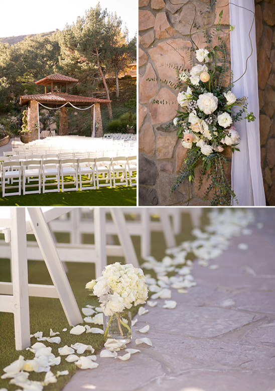 ceremony decor and details @weddingchicks