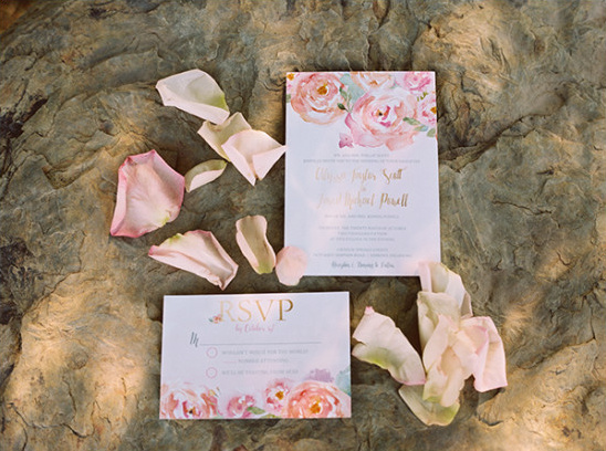 pinkroseweddingstationery