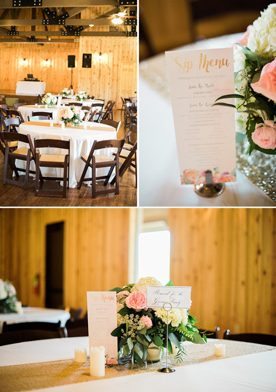 sweet and simple wedding centerpieces