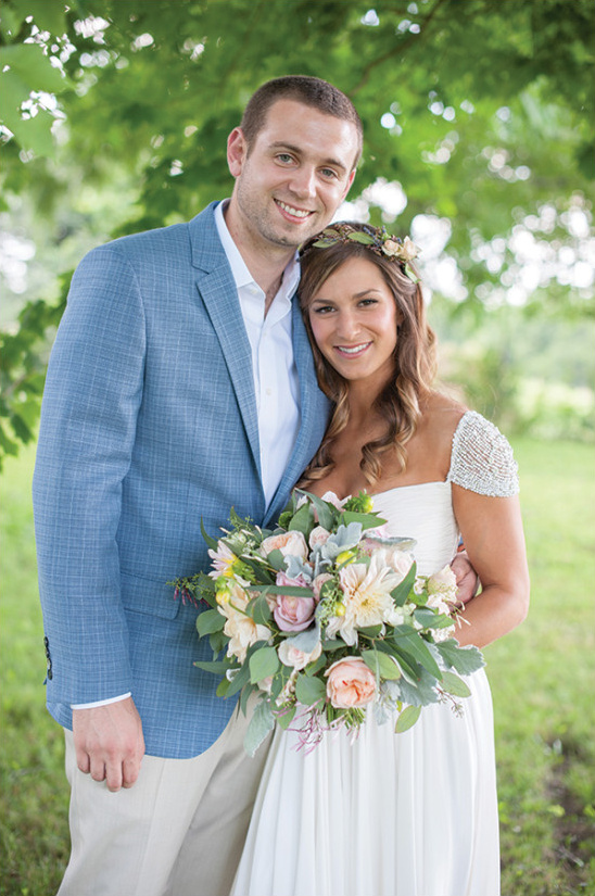 Charming Country Chic Wedding