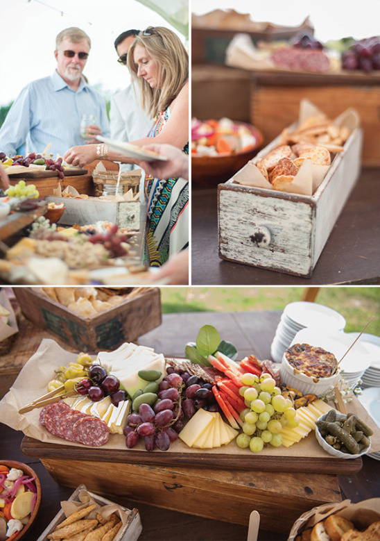 cheese and meat bar