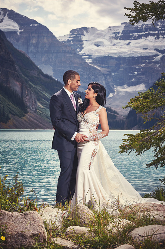 beautiful Canadian wedding photography